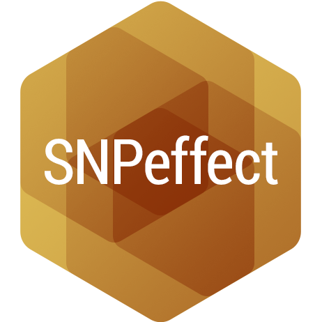 SNPeffect - Category: Structural Analysis